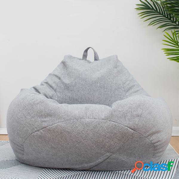 100 * 120cm Extra Large Bean Bolsa Funda para silla Interior