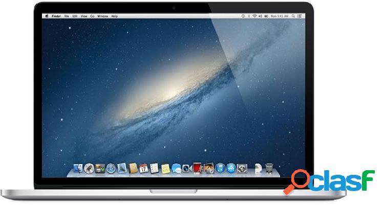"APPLE MacBook Pro 10,1 Retina i7 8GB SSD256GB M2 15,4"" Grado"
