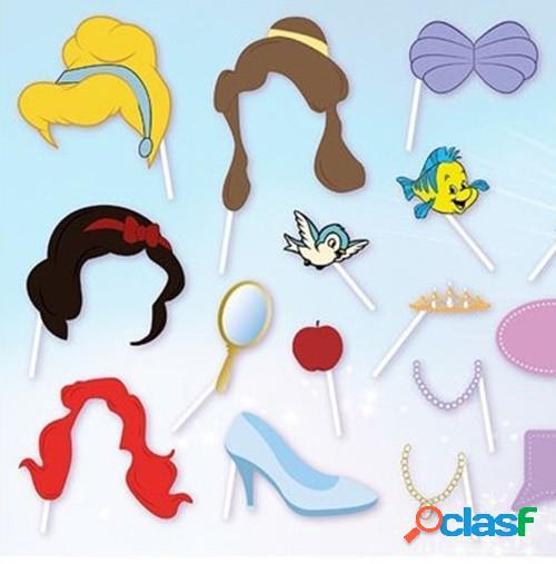 Accesorios Photocool Princesas Disney