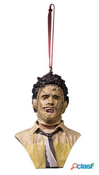 Adorno Leatherface La Matanza de Texas Holiday Horrors