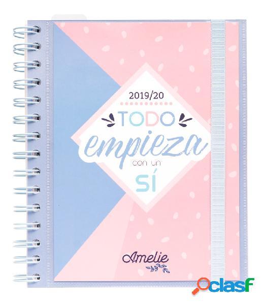 Agenda Escolar Amelie 2019/2020