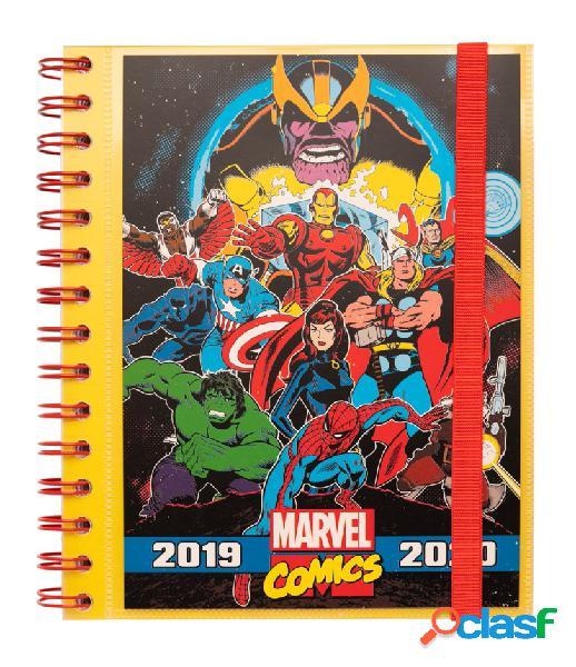 Agenda Escolar Marvel 2019/2020