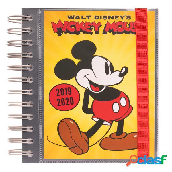 Agenda Escolar Mickey Mouse 2019/2020