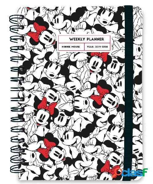 Agenda Escolar Minnie Mouse A5 2019/2020