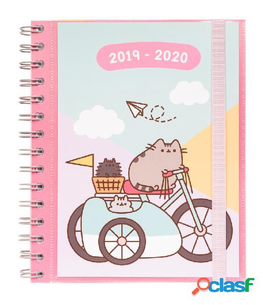 Agenda Escolar Pusheen Gold 2019/2020
