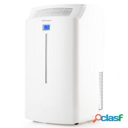 Aire acondicionado portatil con bomba de calor orbegozo adr