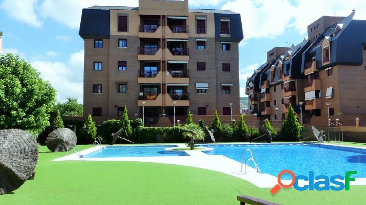 Alquiler de piso en Granada (Zona Urb. Altos del Serrallo)