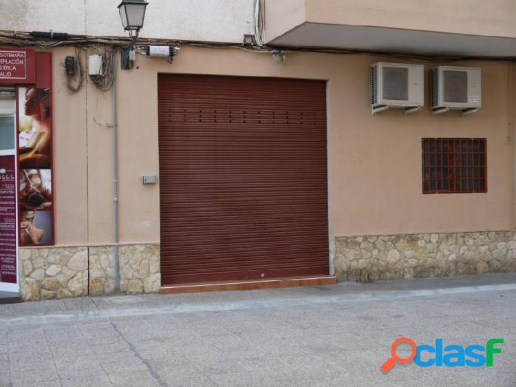 Alquiler local en zona Ca´s Capiscol
