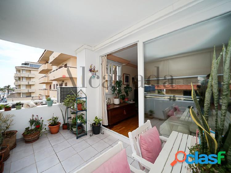 Apartamento con vistas a la Playa en Alcudia.