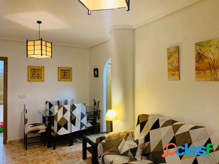 Apartamento familiar en Torrevieja a 2 minutos de Playa del