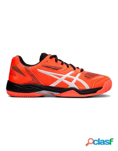 Asics Gel-Padel Exclusive Coral 2019 - Zapatillas padel
