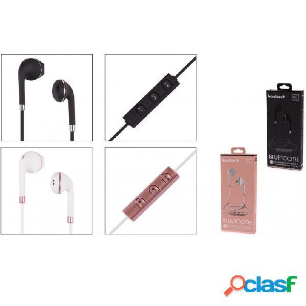 Auriculares Bluetooth con microfono