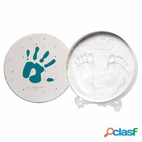 Baby Art Molde de huella de bebé Magic Box Essentials