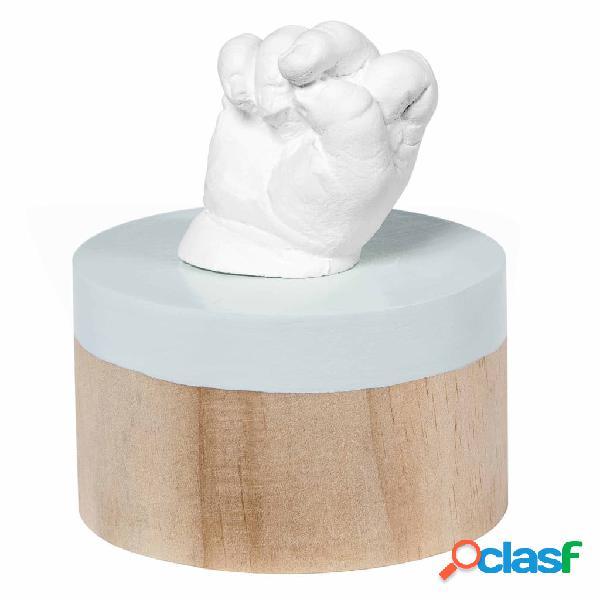 Baby Art Soporte huella de mano/pie bebé My Very First 3D