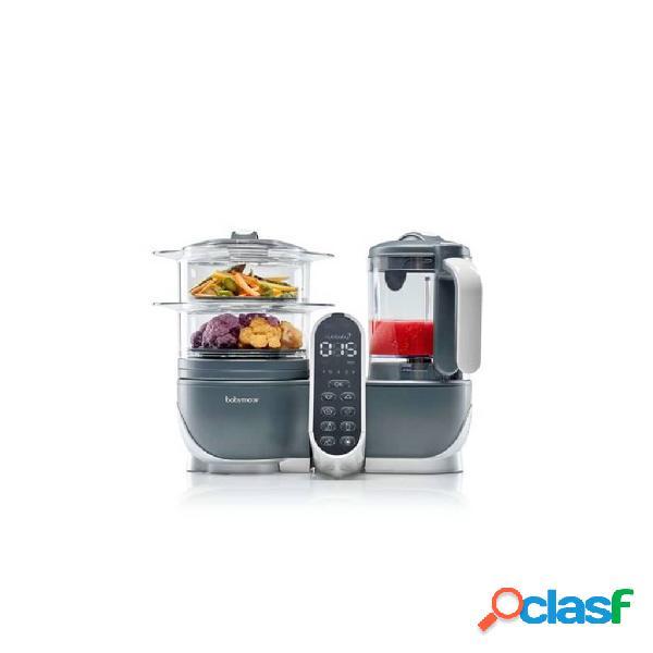 Babymoov Robot de cocina 5 en 1 Nutribaby+ 2200 ml gris