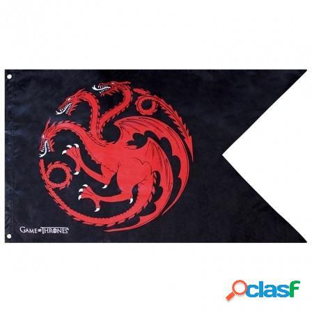 Bandera Juego de Tronos Targaryen 70 x 120 cm