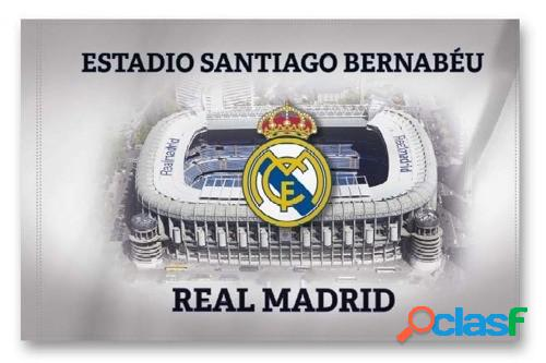Bandera del Real Madrid 150 x 90 cm
