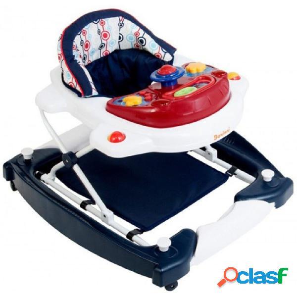Baninni Andador para bebés 2 en 1 Classic azul oscuro