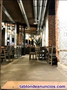 Bar restaurante en sol centro madrid c/ san bernardo