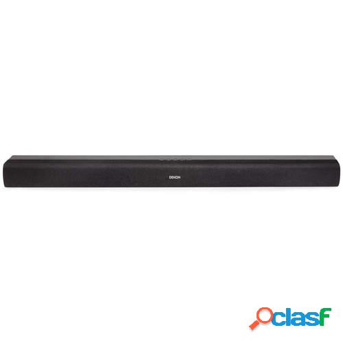 Barra de sonido Denon DHT-S216 - HDMI 4K UHD, ARC, Dolby