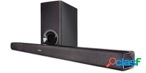Barra de sonido Denon DHT-S316 - HDMI 4K UHD, ARC, Dolby