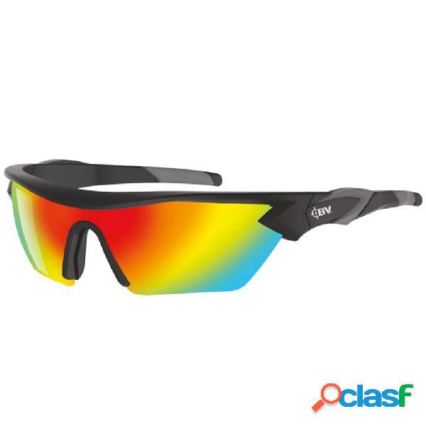 Battle Vision Gafas de sol negras BAT001