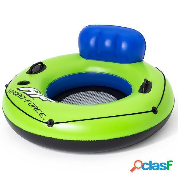 Bestway Flotador de piscina Hydro-Force verde 106 cm