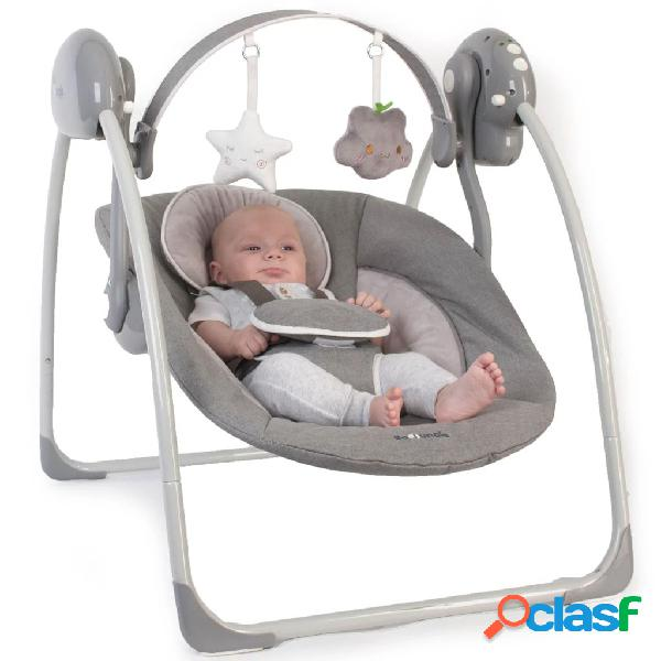 Bo Jungle Columpio para bebés B-Portable gris B700310