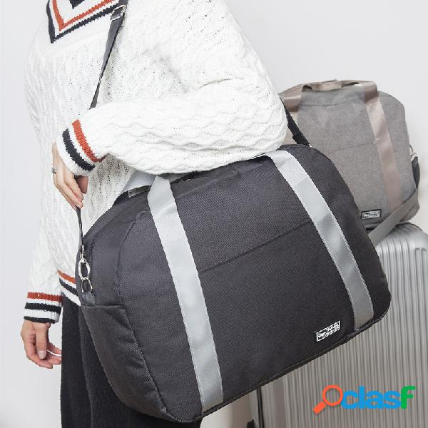 Bolsa de almacenamiento de ropa de viaje de equipaje de un