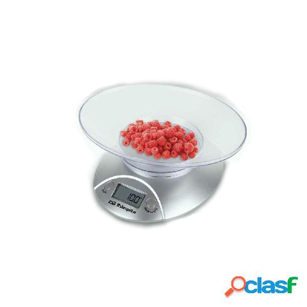 Báscula de Cocina ORBEGOZO PC1009