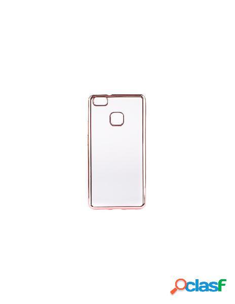 Bumper Premium ORO ROSA Huawei P9 Lite