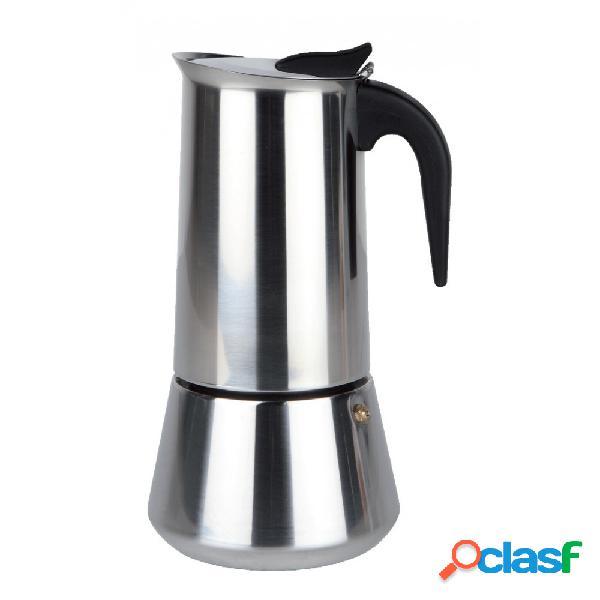 Cafetera Italiana ORBEGOZO KFI460 4 Tazas