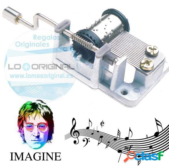 Caja musical Imagine John Lennon