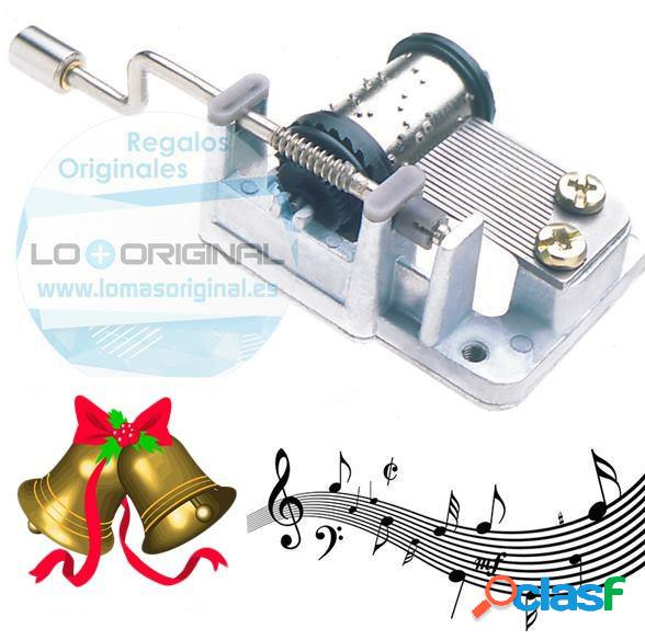 Caja musical Jingle Bells