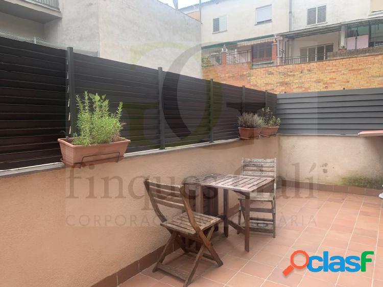 Callús - Piso de alquiler 1 dormitorio con amplia terraza,