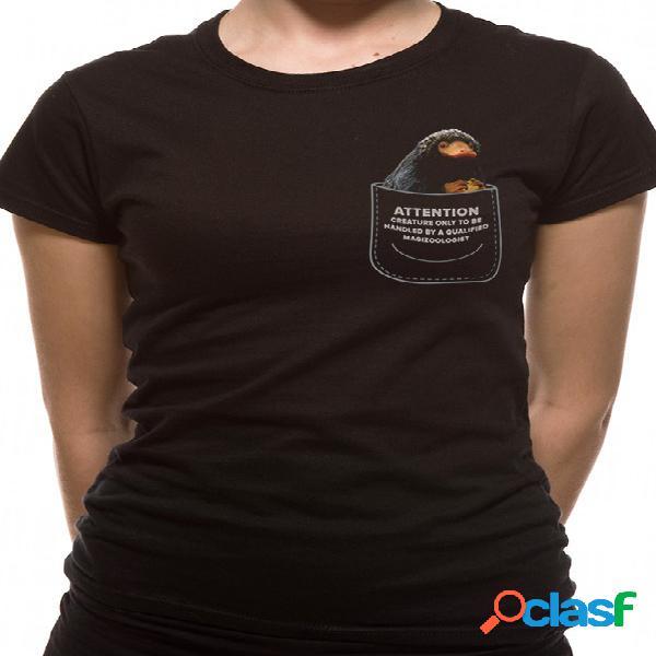 Camiseta Niffler Bolsillo Los Crimenes de Grindelwald