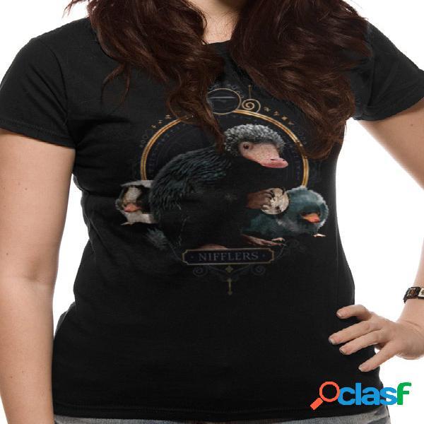 Camiseta Niffler Los Crimenes de Grindelwald