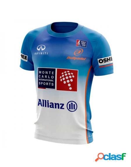 Camiseta Paquito Navarro 2018 - Ropa padel Bullpadel