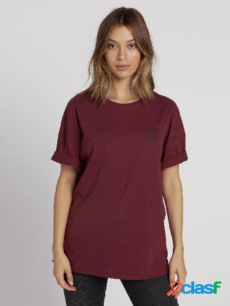 Camiseta Stone Splif - Zinfandel
