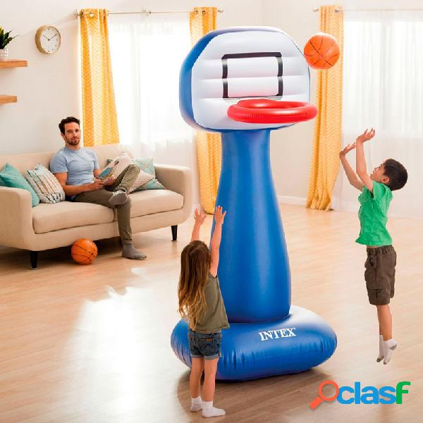 Canasta de baloncesto hinchable
