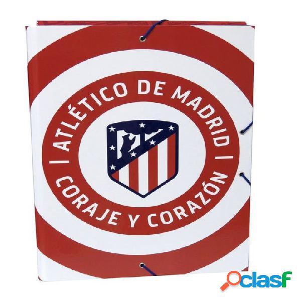 Carpeta solapas Atletico de Madrid