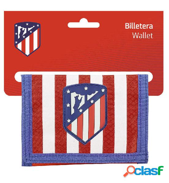 Cartera Atletico de Madrid