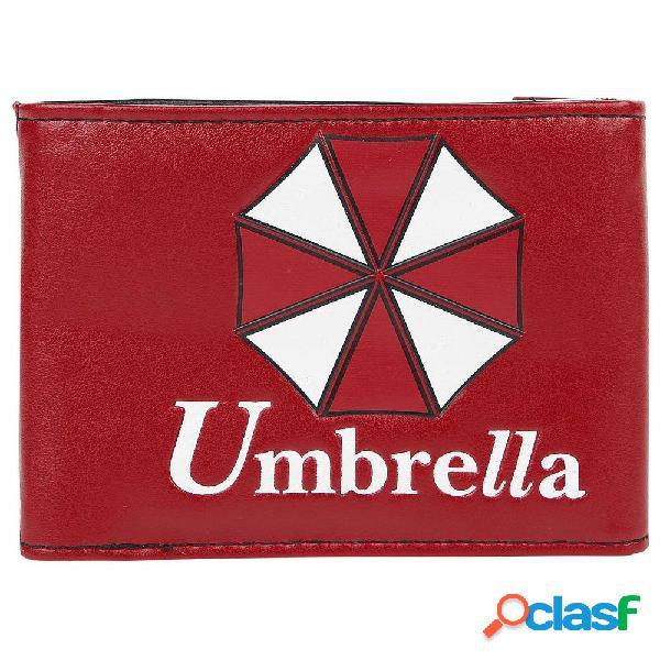 Cartera Resident Evil Umbrella