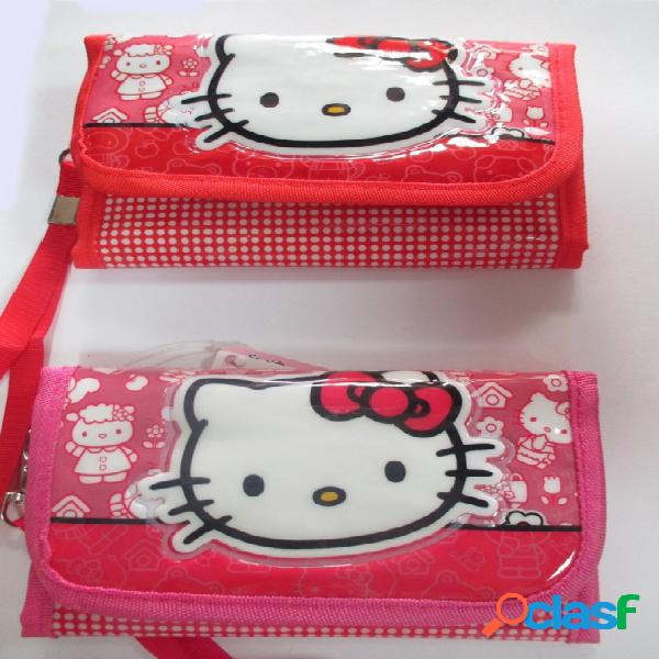 Cartera monedero billetero Hello Kitty