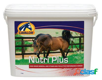 Cavalor Nutriplus 5 kg 5 KG
