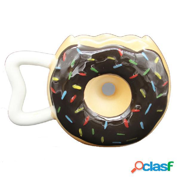 Cerámico Donut Cerámico Taza Pan Pan Galleta Marca Arte
