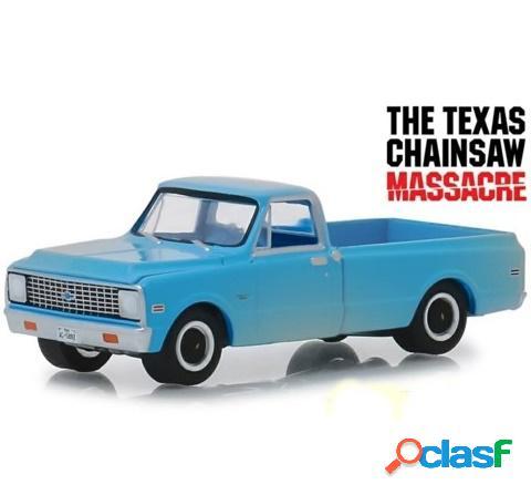 Coche La Matanza de Texas Chevrolet C-10 1971 1/64