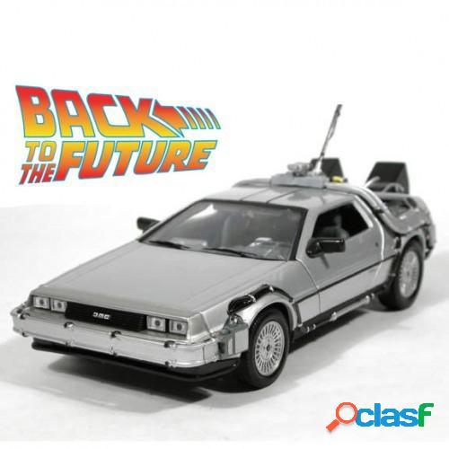 Coche Regreso al Futuro Delorean