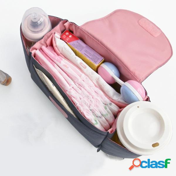 Cochecitos de bebé Organizador Bolsa de almacenamiento