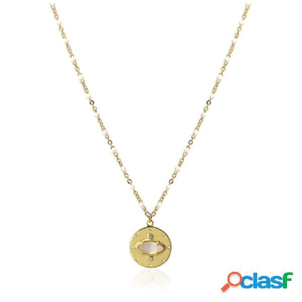 Collar Anartxy Ojo De Gato Coa836